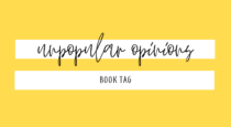The Unpopular Opinions Book Tag