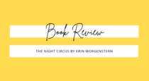 Book Review // The Night Circus by Erin Morgenstern