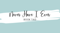 Book Tag // Never Have I Ever